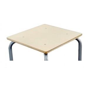 Сиденье для школьного табурета Фанера