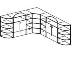 Игровой модуль для детского сада - Городок
