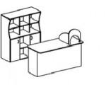 Игровой модуль для детского сада - Магазин