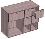 Шкаф каталожный 5 ящиков