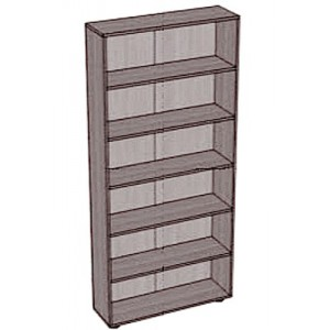 Стеллаж-шкаф 5 полок