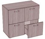 Стол-тумба с ящиками